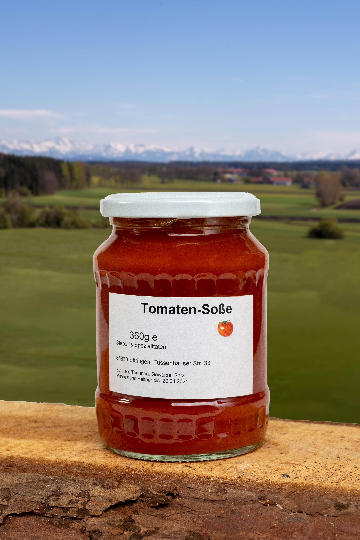 Tomaten-Soße