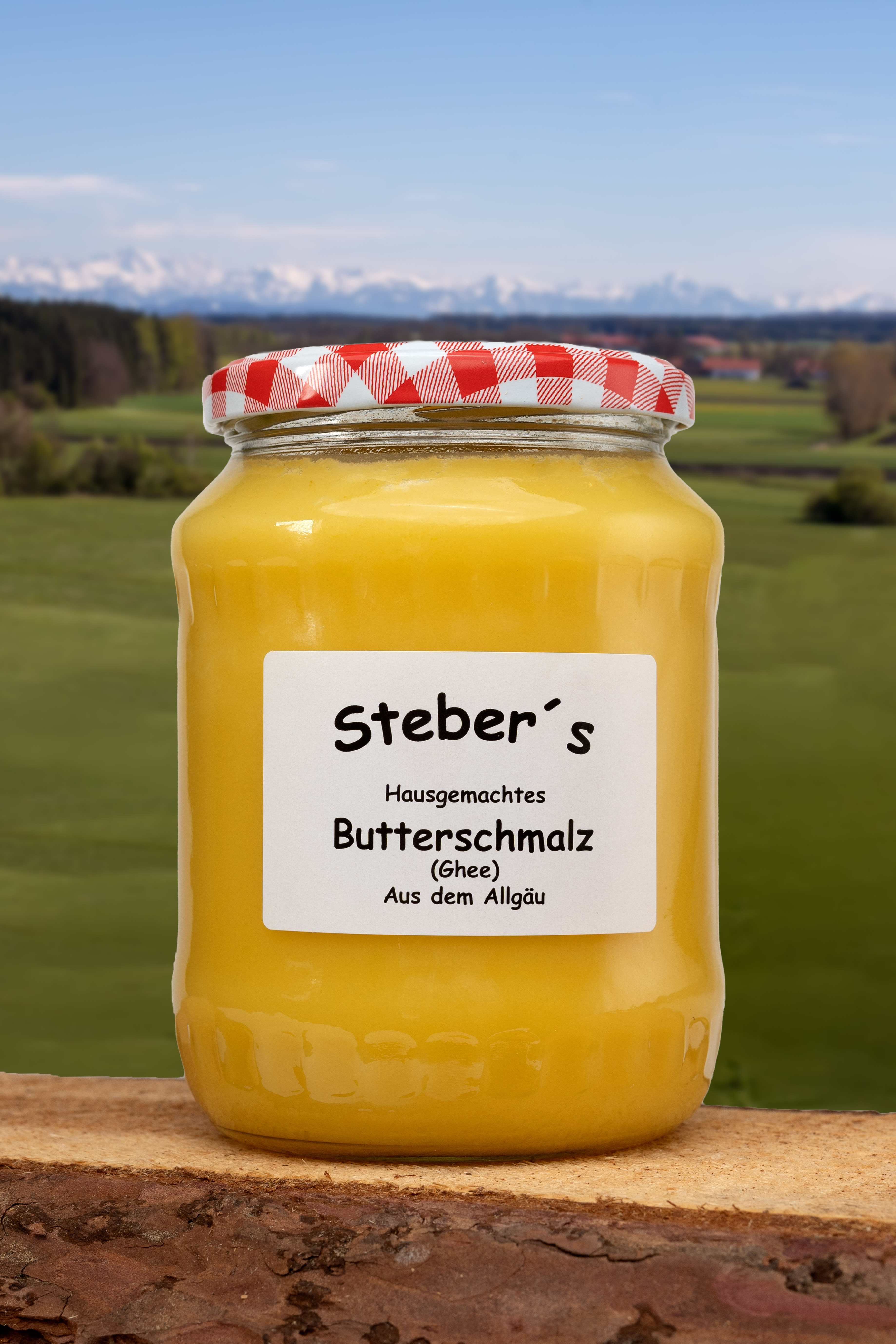 Steber's Butterschmalz